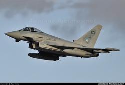 Eurofighter Typhoon Саудовской Аравии