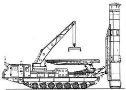 Пуско-заряжающая установка 9А85