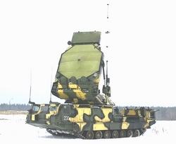 Многоканальная станция наведения ракет 9С32