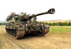 AS90 Braveheart 155-мм самоходная гаубица