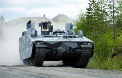 Бронемашина CV-90 Armadillo