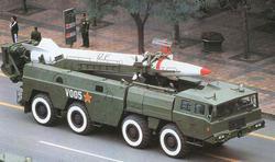 DF-11 ракетный комплекс