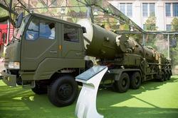 DF-21 ракетный комплекс