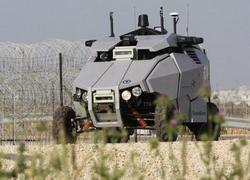 Guardium наземный роботизированный аппарат