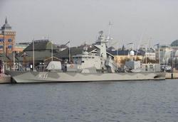 HMS Stockholm корвет