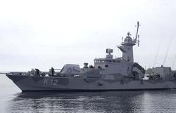HMS Malmo корвет