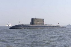 INS Sindhurakshak подводная лодка