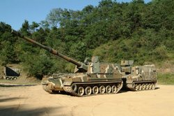 K9 Thunder самоходная пушка