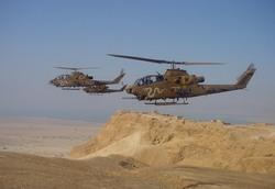 Ah-1 Cobra Военно-воздушных сил Израиля