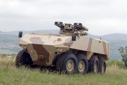 Колесная бронированная машина пехоты БМП RG41