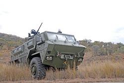 RG35 Bigfoot бронированная машина
