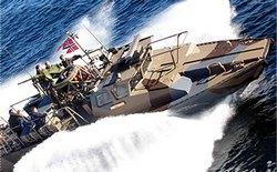 Strb-90H десантный катер
