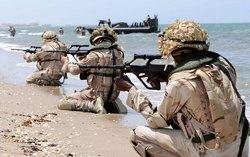 Морская пехота Саудовской Аравии