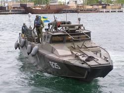 десантный катер проекта Strb 90H