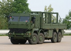 Armoured Heavy Support Vehicle System Programm