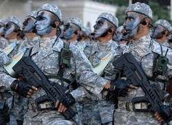 Спецназ вооруженных сил Азербайджана