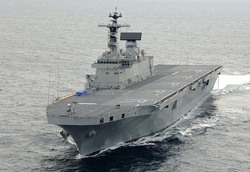 LPH-6111 Dokdo высокоскоростной десантный корабль