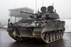MCV-80 WARRIOR Боевая Машина Пехоты