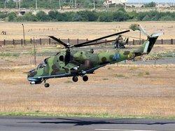 Ми-24 вооруженных сил Армении