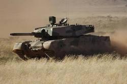Основной боевой танк Олифант Mк 2