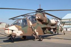 Denel CSH-2 Rooivalk Вертолет огневой поддержки