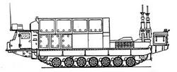 Командный пункт (КП) 9С457