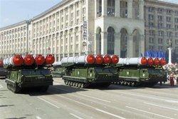 Войсковая самоходная зенитная ракетная система С-З00В