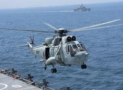 Westland Sea King Многоцелевой вертолёт
