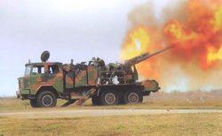 122-мм Самоходная Гаубица SH2