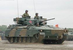 Type 89 Боевая Машина Пехоты