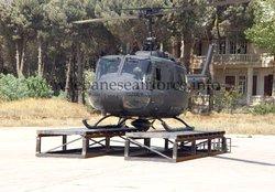 Многоцелевой вертолет UH-1H ВВС Ливана