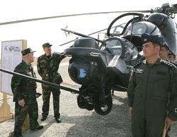 Азербайджан модернизирует вертолеты Ми-24
