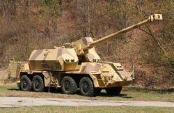 SpGH Zuzana 2 самоходная артиллерийская установка