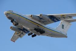 Ил-76МД ВВС Украины