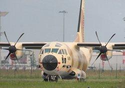 C-27J Спартан военно-транспортный самолет