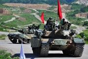 Учения сухопутных войск Южной Кореи