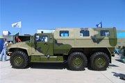 Бронеавтомобиль Волк ВПК-39273