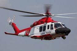 Вертолет AW139 MMEA