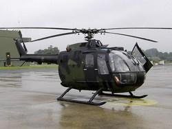 Вертолет Bo-105P