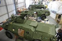 M1117 ASV бронетранспортер