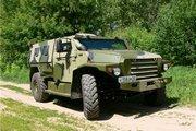 Бронеавтомобиль Волк ВПК-3927
