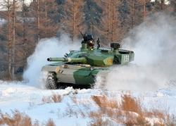 Китайский ОБТ ZTZ-99