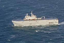 Mistral многоцелевой боевой корабль