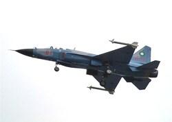 JF-17 истребитель ВВС Пакистана