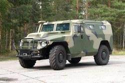 Бронеавтомобиль ГАЗ-2330 Тигр