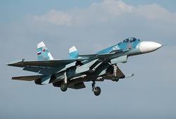 Су-33 полигон НИТКА