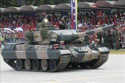 Танк AMX-30 ВС Венесуэлы