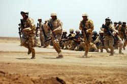 Солдаты ВС Ирака