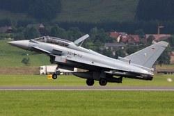 EF-2000 Typhoon Eurofighter Многоцелевой истребитель