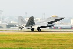 F-22 Raptor Lockheed-Boeing-General Dynamics Многоцелевой истребитель